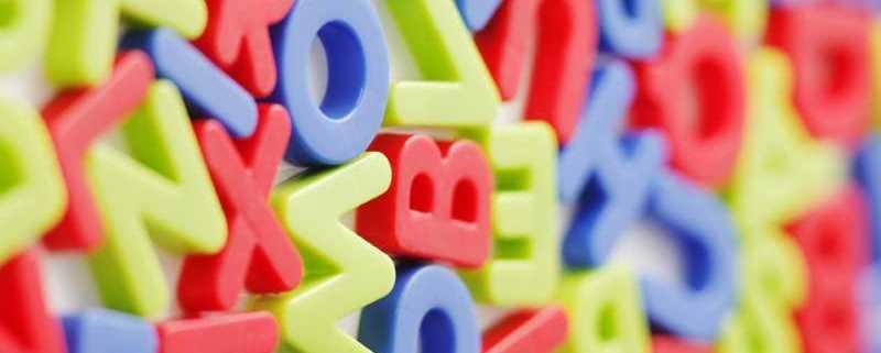 Alfabeto inglese: lettere e pronuncia