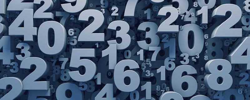 Numeri in Inglese: impara a contare in Inglese + pronuncia