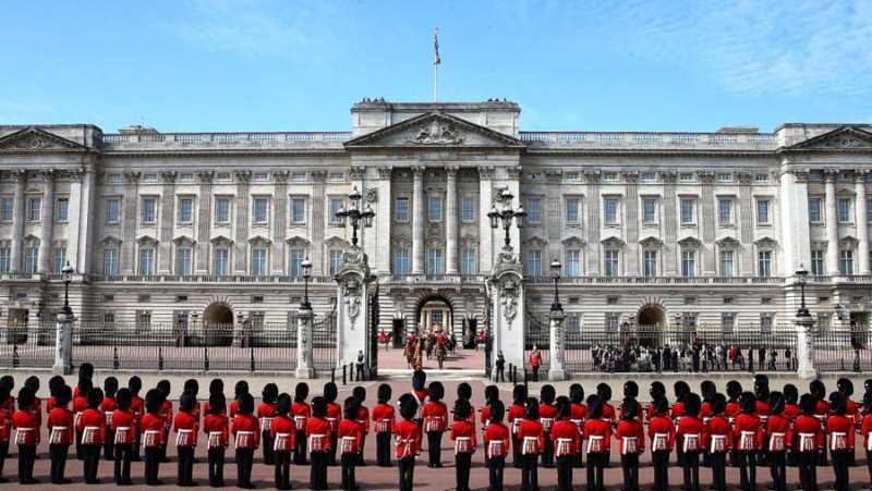 Londra cosa vedere: Buckingam Palace - Cose da fare a Londra - Monumenti di Londra
