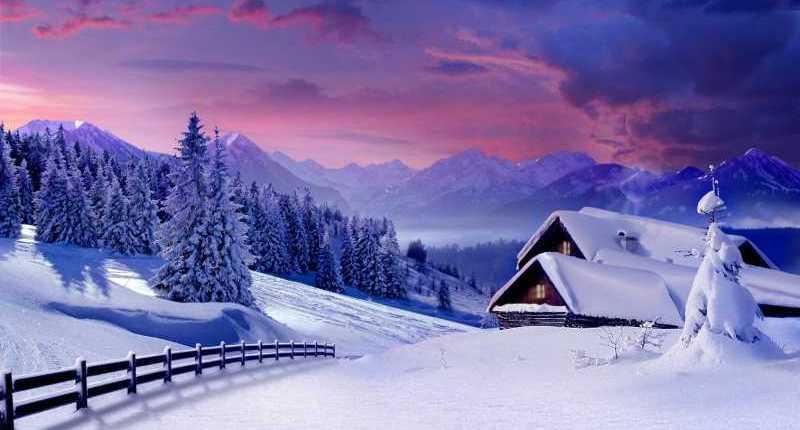 Inverno in Inglese