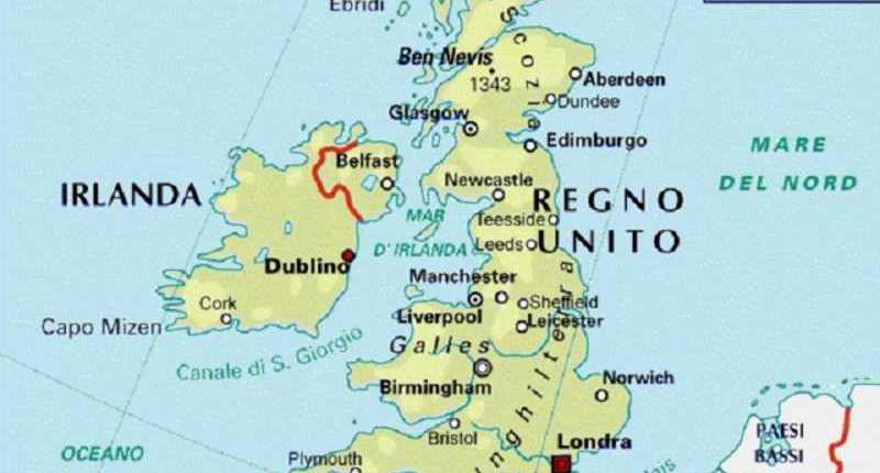 Regno Unito e Gran Bretagna