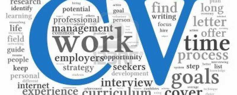 Curriculum in Inglese: come scrivere un buon CV
