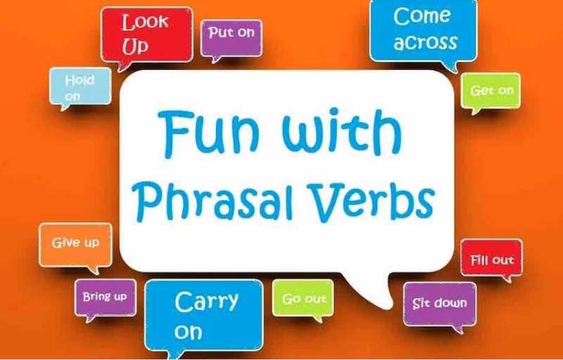 Phrasal Verbs Inglesi