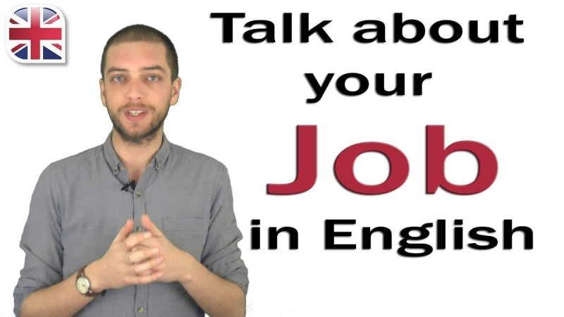 Trovare lavoro con l'Inglese