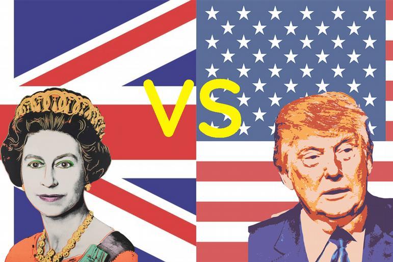 Accento Inglese vs Accento Americano