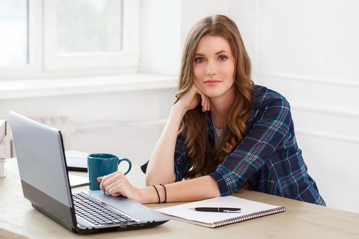 Studente Corso di Inglese Online