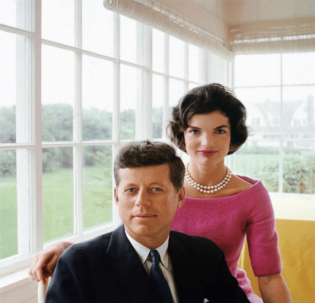 John Fitzgerald Kennedy J F