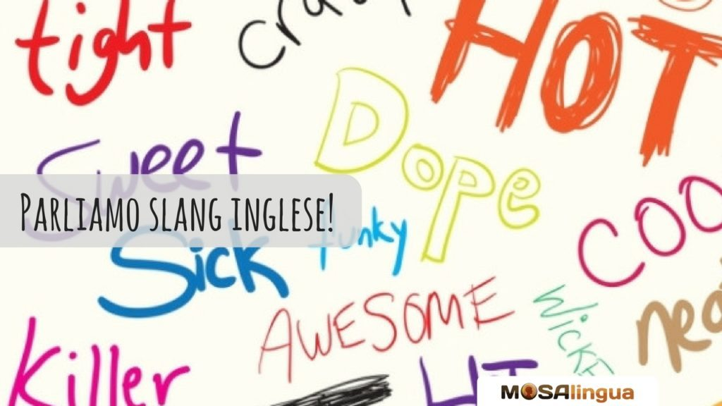 slang inglese