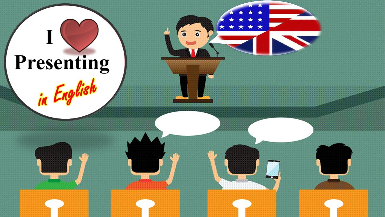 presentazione in inglese