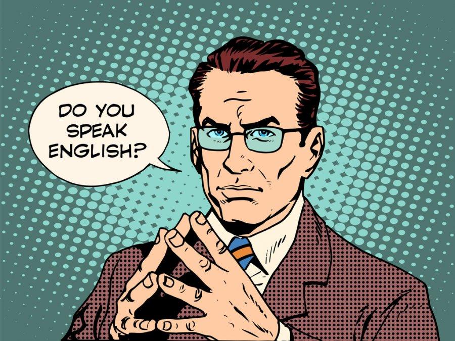 colloquio in inglese