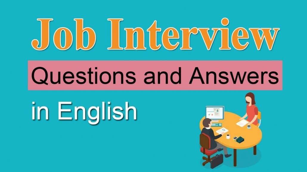 colloquio in inglese domande e risposte