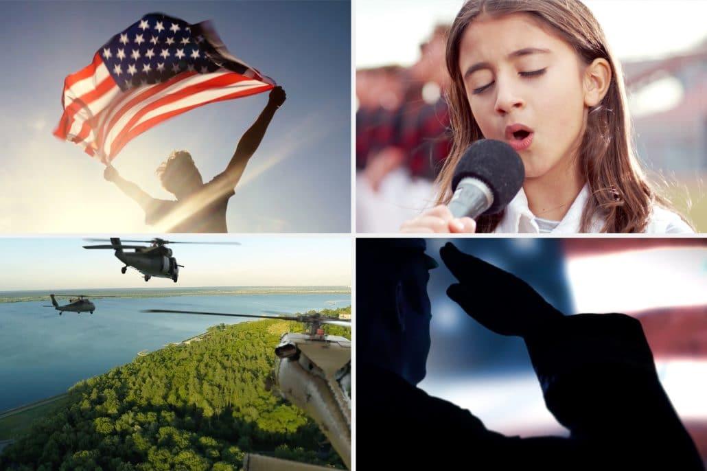 inno nazionale americano