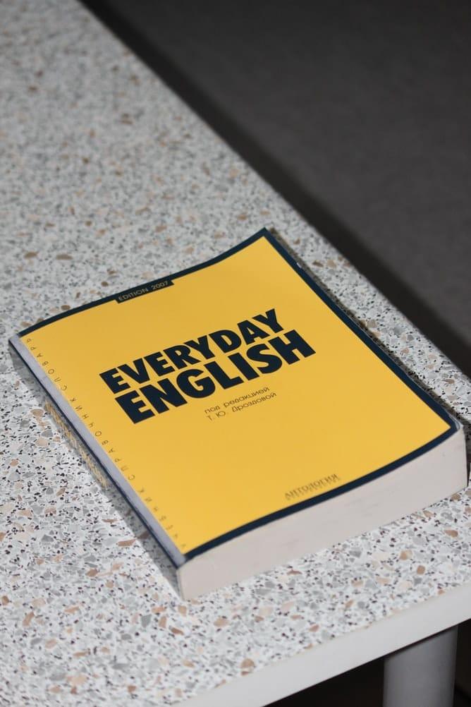 passive inglese